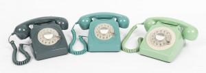 GPO746 Rotary Dial Telephone